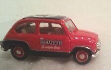 Fiat 600 D 1960 Ramazzotti, Brumm 1 43 Modelcar