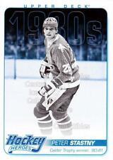 2012-13 Upper Deck Hockey Heroes #51 Peter Stastny