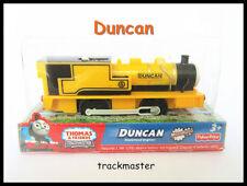 Thomas the Tank Engine TRACKMASTER Train --- Duncan --- Nuevo En Caja