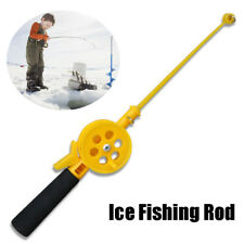 34cm Winter Fishing Rods Ice Fishing Reels Pole Fishing Tackle Spinning Rods