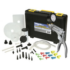 Mityvac Silverline Elite Automotive Brake Bleeding Kit MV8500 New