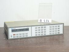 AGILENT HP 3488A SWITCH CONTROL UNIT *B486