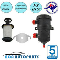 Oil Catch Can for Ford PX Ranger Mazda BT-50 2.2L 3.2L Turbo 4x4 w/ EGR Plate