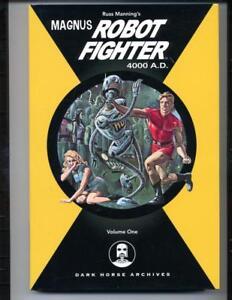 Magnus Robot Fighter 4000AD Vol 1    Dark Horse 2004    1st Print   HC  HTF
