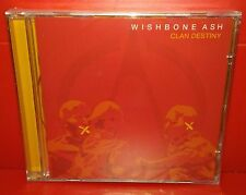 CD WISHBONE ASH - CLAN DESTINY - SEALED SIGILLATO