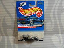 2000 HOT WHEELS ''FIRST EDITIONS'' #075 = LOTUS ELISE 340R  = SILVER pr5 , 0910