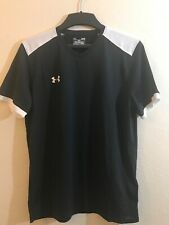 Under Armour Heat Gear Mens Fitted Short Sleeve Shirt Size L