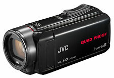 JVC GZ-R435 4 GB Camcorder - Glossy Black