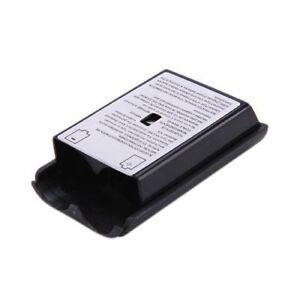 Ricambio vano batteria per controller XBOX 360 colore nero