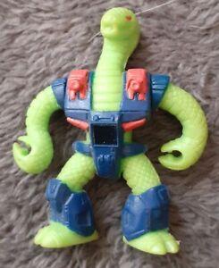 Figurine Dragonautes Battle Beast Triple Threat Snake 6 Vintage Hasbro A-1