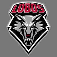 New Mexico Lobos NCAA Football Vinyl Sticker Car Truck Window Decal