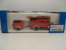 Roco miniatur modell 1375 - Mercedes - LF 8 - Feuerwehr - TOP in OVP - #7064