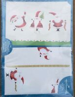 Hallmark Christmas Cards Santa Box of 40 New & Sealed Santa's