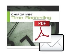 CHIPDRIVE Time Recording - Report to Mail Erweiterung