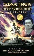 The War of the Prophets (Star Trek Deep Space Nine, Millennium Book 2 of 3)