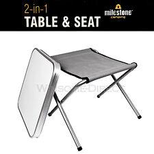 2 in 1 pieghevole tavolo e sedile combinazione CASA CAMPEGGIO SALVASPAZIO Picnic all'Aperto