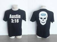 "sale% ""Austin 3:16 Retro"" Official WWE - Stone Cold Steve Austin T shirt size L"