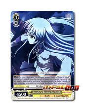 Weiss Schwarz Angel Beats! x 4 Kanade's Reason for Battle [AB/W31-E021 U] Englis