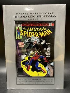 Amazing Spider-Man: Marvel Masterworks Vol. 19 Hardcover - NEW & SEALED! Wolfman