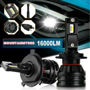 Car Lights LED 16000LM LED Lamp for Car Headlight Bulbs Turbo LED Bulbs 12V 24V
