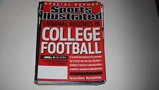 Criminal records for College Football -Sports Illustrated- 3/7/2011