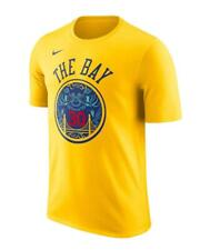 NIKE NBA Golden State Warriors Stephen Curry City Edition Dri-Fit Tee Men's 3XL