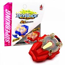BEYBLADE BURST Super King B-165 Sparking Bey Launcher Red Right Spin