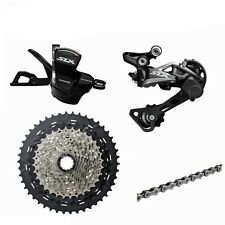 Brand New Shimano MTB SLX M7000 Groupset 4 pcs 11-46T, SLX M7000 Group 11-46T