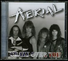 Aerial Crazy Over You CD new 80's indie hair metal US private melodic
