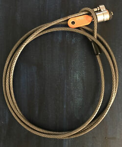 Kensington Clicksafe Keyed Laptop Lock Theft Resistant