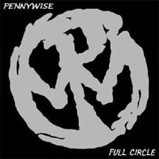 """PENNYWISE """"FULL CIRCLE"""" CD REMASTERED NEW!"""