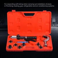 11 Stück CT-300A Hydraulischer Rohr Expander Kit Werkzeug mit 7 Expanderköpfen