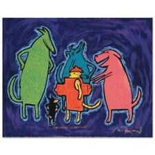 """Matt Rinard """"Bad Choice Of Costume"""" Signed Limited Edition Lithograph on Paper"""