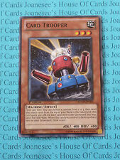 Card Trooper RYMP-EN006 Common Yu-Gi-Oh Card 1st Edition New