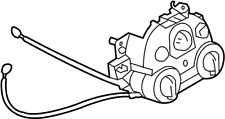 Nissan/INFINITI 27510-3AN5A Hvac Temperature Control