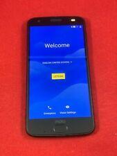 Good Motorola Moto Z2 Force 2nd Generation 64Gb Black Gsm Unlocked Xt1789-04 Att