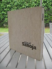 MIGUEL SANOJA BRONCES 2004 IN A SLIPCASE ISBN 9801209100