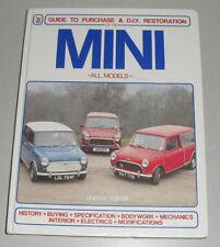 Restaurierungsanleitung British Leyland BMC Austin Mini + Mini Cooper + Clubman