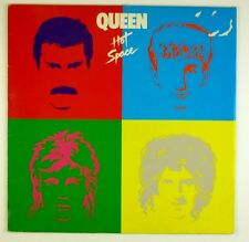 """12"""" LP - Queen - Hot Space - B1145 - washed & cleaned"""