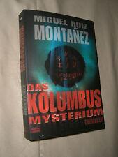 Das Kolumbus-Mysterium von Miguel Ruiz Montañez (2009, Taschenbuch)