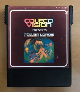 Power Lords Quest for Volcan for ColecoVision loose cartridge