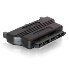 """2pcs 7+9 Micro SATA SSD 1.8"""" inch HDD to 7+15 SATA 2.5"""" Hard Disk Adapter"""