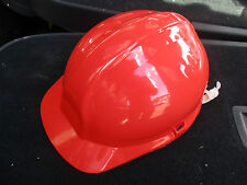 Army Surplus Centurion safety helmets, Red Or Yellow Hard Hats.