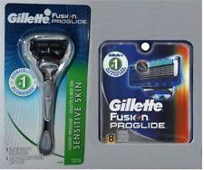 *9 Silvertouch Gillette FUSION Proglide Razor Blades Cartridge Refill Shaver USA