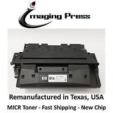 ImagingPress HP C8061X, 61X MICR Secure Toner Cartridge for check printing