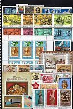 Lot  Ungarn   **  aus 1978 - KW 63,-- € ( 31167 )