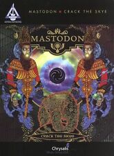 Mastodon Crack The Skye Learn to Play Pop Rock Guitar TAB Music Book THE CZAR