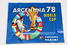 RARE SELTEN: Panini WM WC ARGENTINA 78 1978 – 1 x TÜTE PACKET BUSTINA SOBRE
