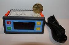 220 Volt Temperatur regler PID Regler Thermostat Temperatur Kontrolle Heizstab