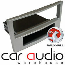 Connects2 Vauxhall Zafira B 2004 - 2009 Car Stereo Single Din Fascia Facia Panel